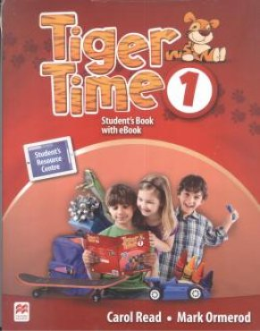 TIGER TIME 1 SB WITH EBOOK PACK