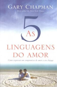 CINCO LINGUAGENS DO AMOR - 3ª ED