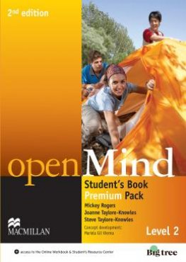 OPEN MIND 2 SB PREMIUM PACK - 2ND ED