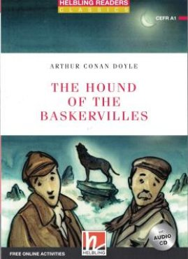 HOUND OF THE BASKERVILLES, THE - STARTER - LEVEL 1 - WITH AUDIO CD