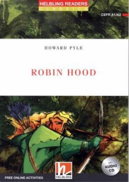 ROBIN HOOD WITH CD - A1/A2