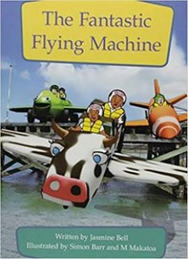 FANTASTIC FLYING MACHINE, THE