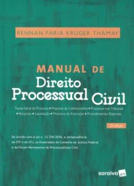 MANUAL DE DIREITO PROCESSUAL CIVIL - 2ª ED.