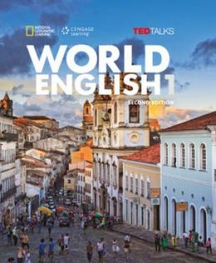 WORLD ENGLISH 1 SB WITH CD-ROM - 2ND ED